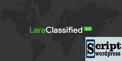 LaraClassified – Geo Classified Ads CMS