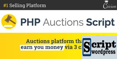 php-auctions-script-2018-php