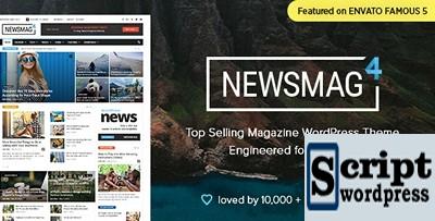 Newsmag - jornal da revista de notícias