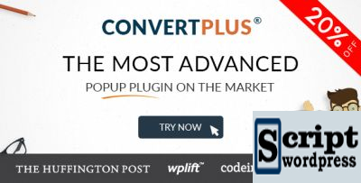 Plugin de pop-up para WordPress - ConvertPlus