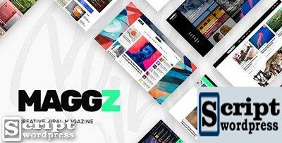 Maggz v1.2 - Tema da Revista Viral