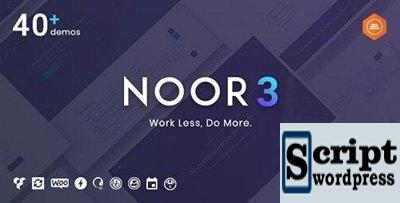 Noor v3.2.0 - Tema AMP Criativo multiuso e totalmente personalizável