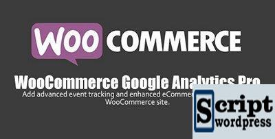 WooCommerce - Google Analytics Pro v1.6.5
