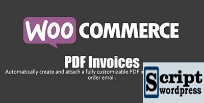 WooCommerce - PDF Invoices v4.4.2