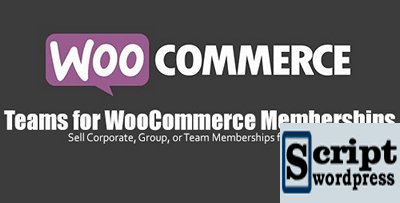 WooCommerce - Teams for WooCommerce Memberships v1.1.1
