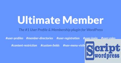 Membro final (Passe de extensões) v2.0.39 - Plugin de associação para o WordPress