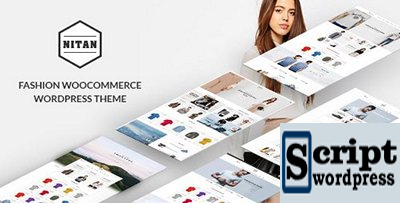 Tema WordPress Moda WooCommerce