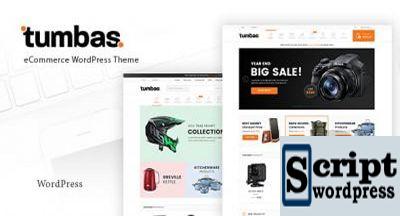 Tema Wordpress Para Lojas Virtual Woocommerce