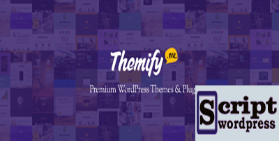 Themify - Todos os Template Wordpress Premium