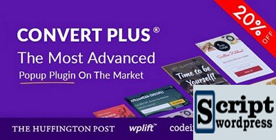 Plugin Popup para WordPress - ConvertPlus v3.4.4