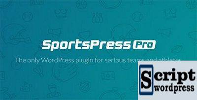 SportPress Pro - Plugin wordpress para tabela de time