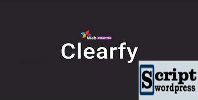 Webcraftic Clearfy Bussines - Plugin de otimização para WordPress