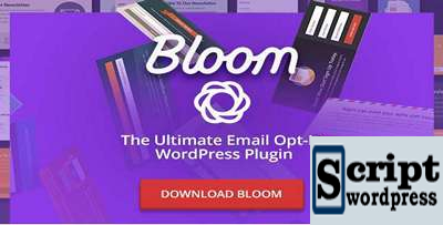 Bloom - Plugin de assinatura de e-mail para WordPress