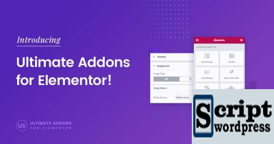 Ultimate Addons for Elementor - Widgets e módulos para Elementor