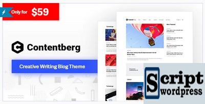 Contentberg - Marketing de Conteúdo e Blog Pessoal