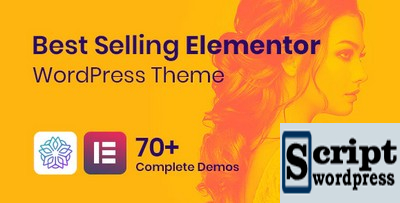 Phlox Pro - Tema WordPress Elementor MultiPurpose