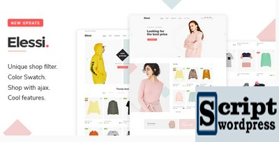 Elessi - Tema Worpdress WooCommerce