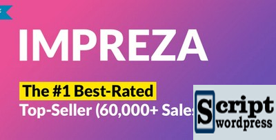 Impreza - Templates Wordpress Profissional Para Agencia Digital