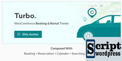 Turbo - Tema WooCommerce Wordpress de aluguel e reserva
