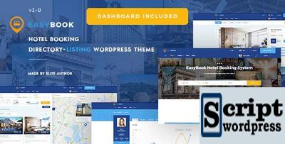EasyBook - Diretório e Listagem Tema WordPress