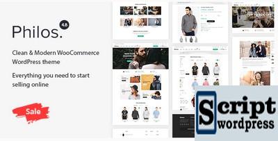 Philos - Tema WooCommerce responsivo para WordPress