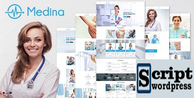 Tema Médico WordPress