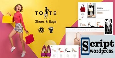 Tote - Tema da Sapataria Wordpress