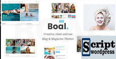Template Wordpress Blog Para Adsense