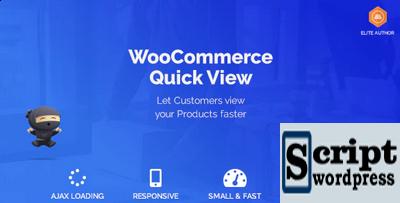 WooCommerce Quick View - Plugin Wordpress Visualização Rapida