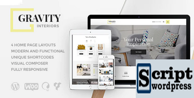 Templates Wordpress WooCommerce Design Decorações
