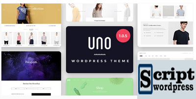 UNO - Template Wordpress Loja Virtual