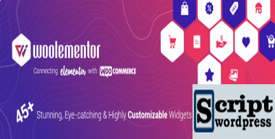 Woolementor Pro - Plugin Wordpress