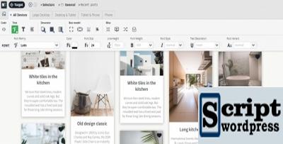 Microthemer - Editor CSS Para WordPress