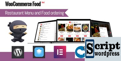 WooCommerce Food - Plugin Wordpress Para Delivery