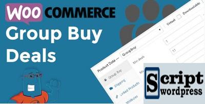 WooCommerce Group Buy - Plugin wordpress para compras em grupos