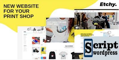 Etchy - Template Impressão Digital e Grafica
