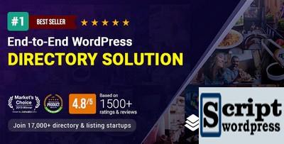 ListingPro - Template Wordpress Para Diretório