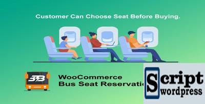 Plugin Wordpress - Reserva de passagem de ônibus com reserva de assento PRO