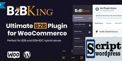 B2BKing - Melhor plugin WooCommerce para B2B e atacado