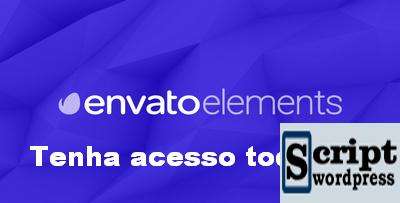 Envato Elements - 1 Ano De Downloads Ilimitados