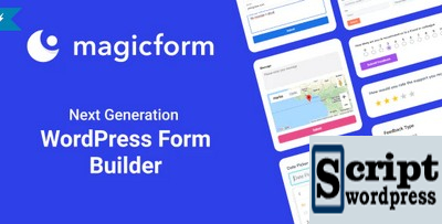 MagicForm - Plugin criador de formulários WordPress