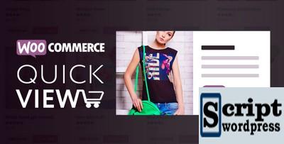 Woo Quick View - Plugin wordpress visualização do produto WooCommerce